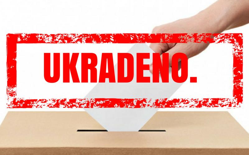 Photo of MASOVNA KRAĐA GLASOVA U LICI: U dvije općine ukradena čak trećina glasova!