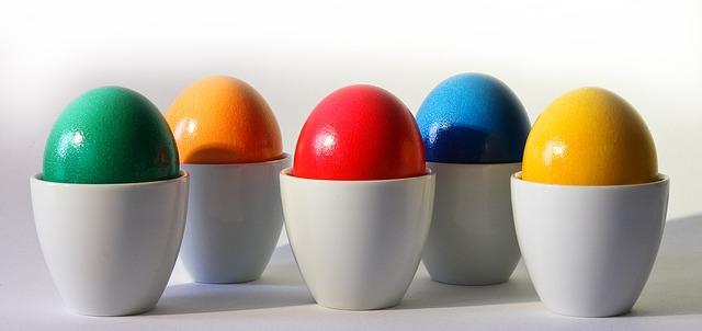 Photo of Uštedite novac ovih blagdana i odaberite prirodne boje za ukrašavanje vaših pisanica