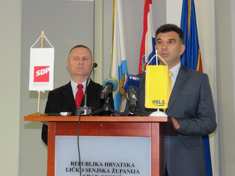 Photo of HSLS-ov kandidat za župana Ante Franić dobio podršku SDP-a