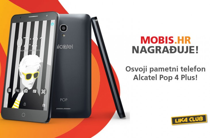 Photo of Alcatel Pop 4 Plus pametni telefon osvojila je…! SRETAN USKRS SRETNOJ ČITATELJICI!