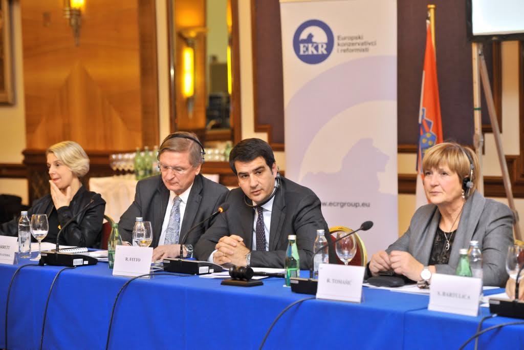 Photo of U Zagrebu održan sastanak Predsjedništva Europskih konzervativaca i reformista