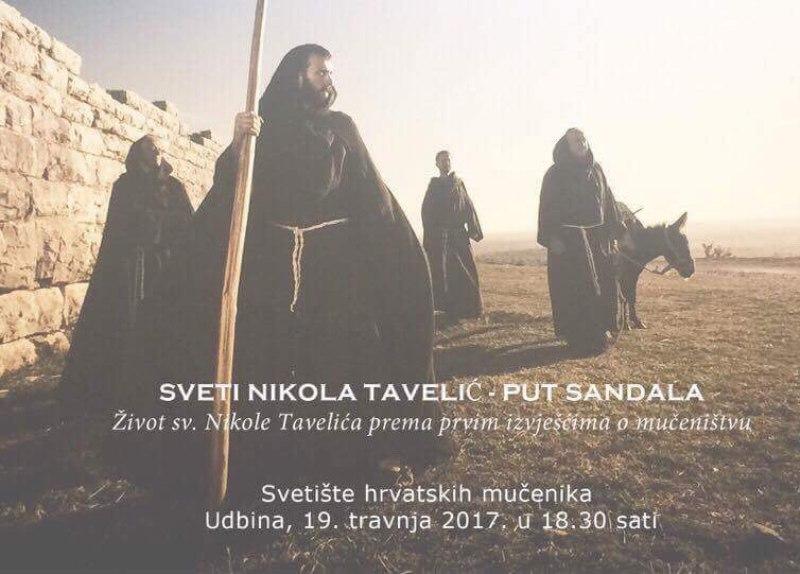 """Photo of Otvorenje izložbe """"Put sandala"""" u Udbini"""
