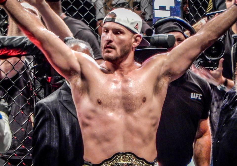 Photo of Stipe Miočić u Top 5 boraca svijeta