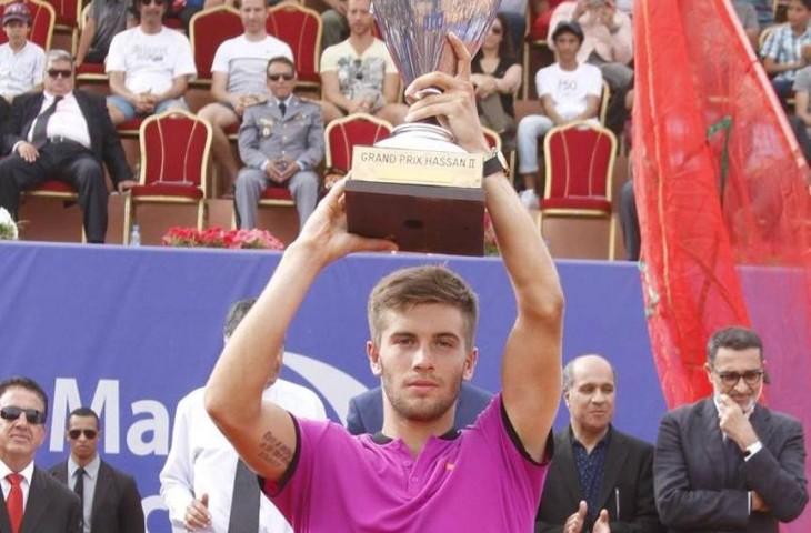 Photo of Borna Ćorić pobijedio prvog tenisača svijeta Andya Murraya!