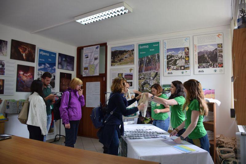 Photo of FOTO U Krasnu održan znanstveno-stručni skup povodom 18. rođendana NP Sjeverni Velebit
