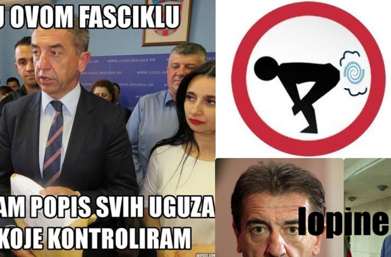 Photo of Ličke političke stranke se satiričnim stranicama bore na Faceboku
