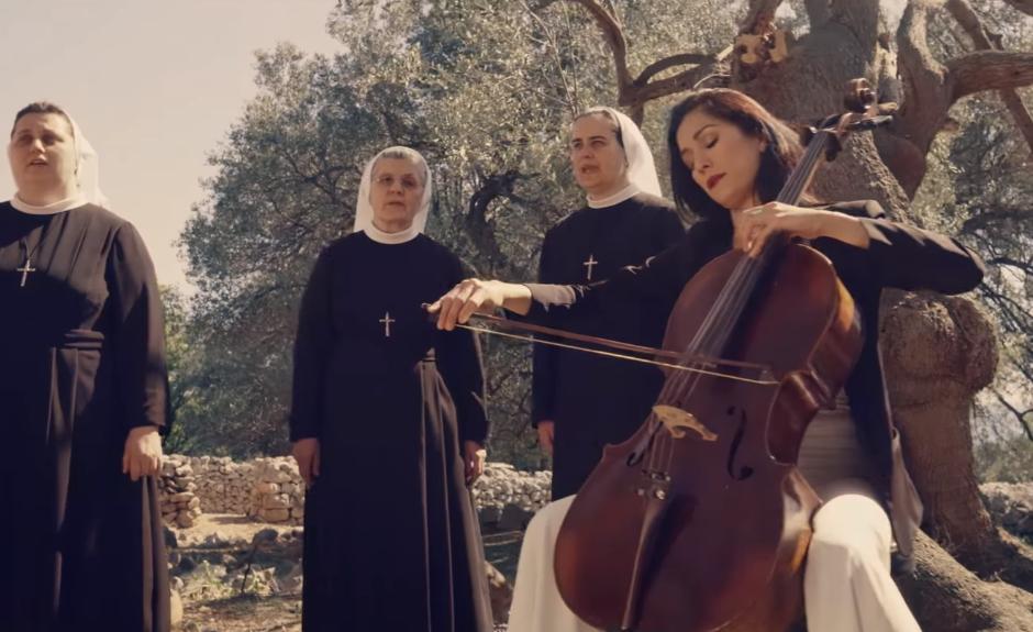 Photo of Ana Rucner i Sestre milosrdnice snimile spot pod drevnim maslinama na otoku Pagu
