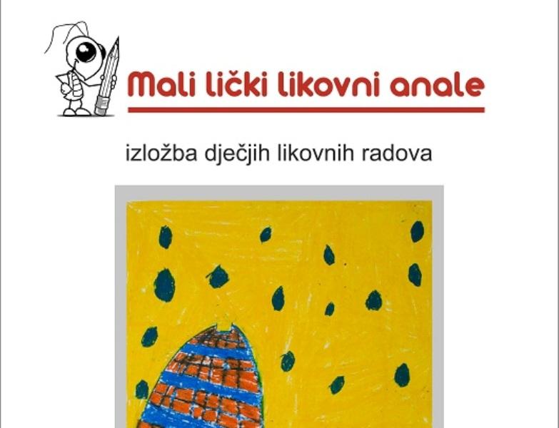 Photo of Mali lički likovni anale u Gospiću