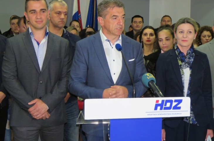 Photo of PRIVREMENI REZULTATI Darko Millinović pobjednik prvog kruga izbora za župana
