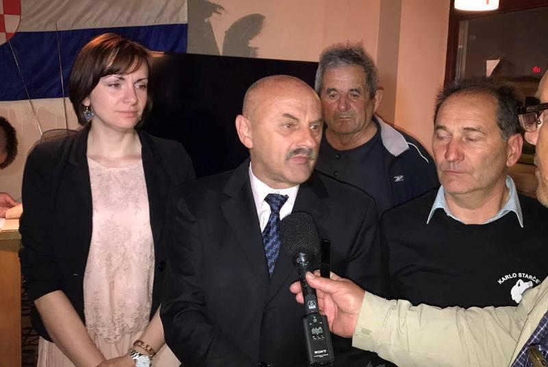 Photo of PRIVREMENI REZULTATI Starčević i Krmpotić ulaze u drugi krug izbora za gradonačelnika Gospića