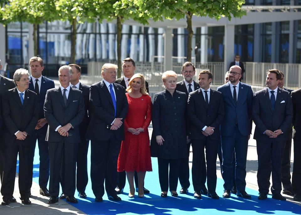 Photo of Svjetski državnici čestitali Dan državnosti hrvatskoj predsjednici