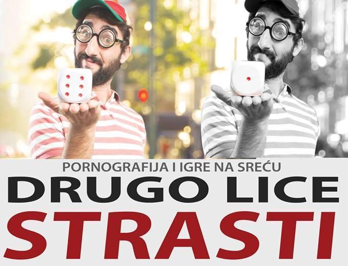 """Photo of """"DRUGO LICE STRASTI – Igre na sreću i pornografija"""" u utorak u Gospiću"""