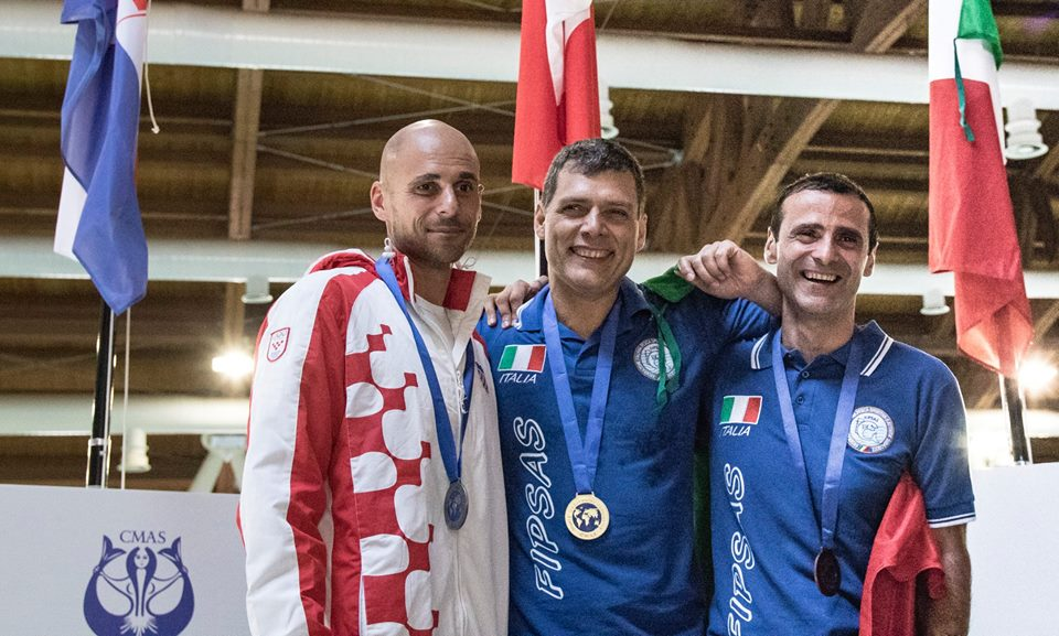 Photo of Goranu Čolaku za sva metra izmaklo još jedno zlato