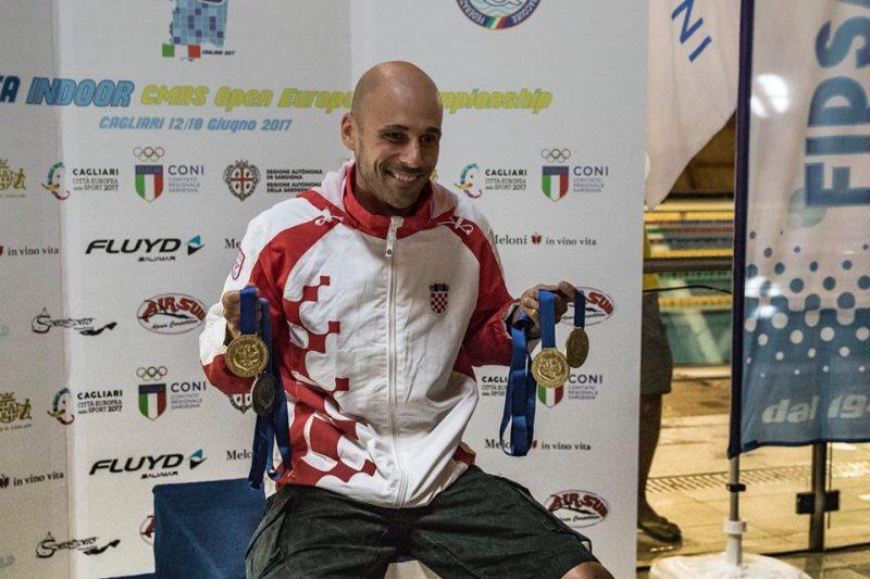 Photo of Goran Čolak odnio i treće zlato te ukupno četiri odličja na Europskom prvenstvu