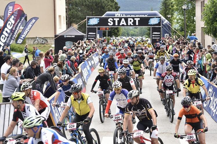Photo of 5. Adria Bike maraton održan na Plitvicama