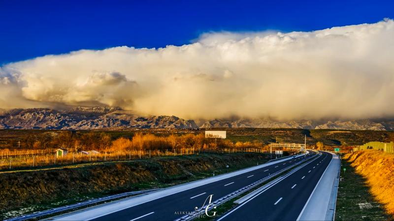 Photo of VIDEO Dan ludih Burnih oblaka na Velebitu!