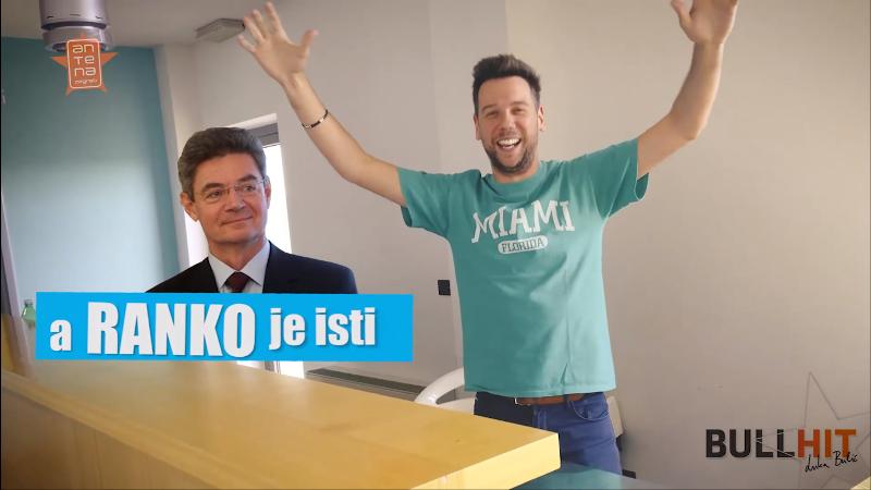 """Photo of Luka Bulić opjevao koaliciju HDZ-HNS: """"Novac obraz briše još bolje od kiše!"""""""