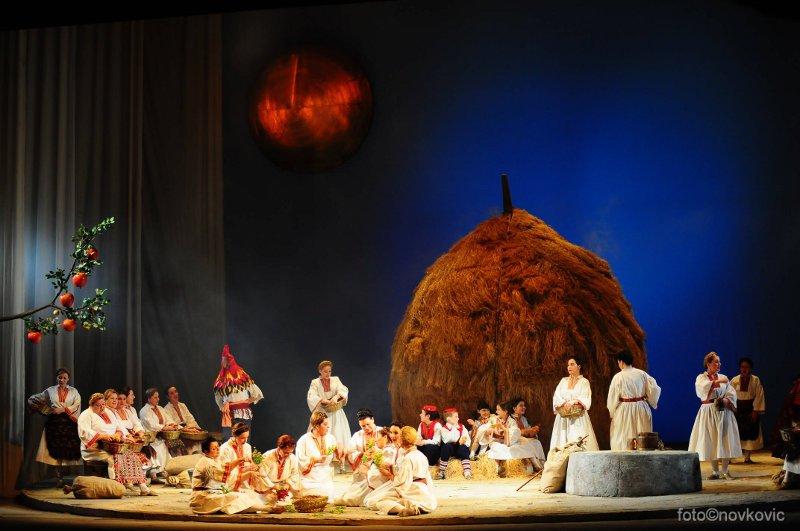 Photo of Jedinstvena izvedba opere Ero s onoga svijeta pod otvorenim nebom Tomislavca