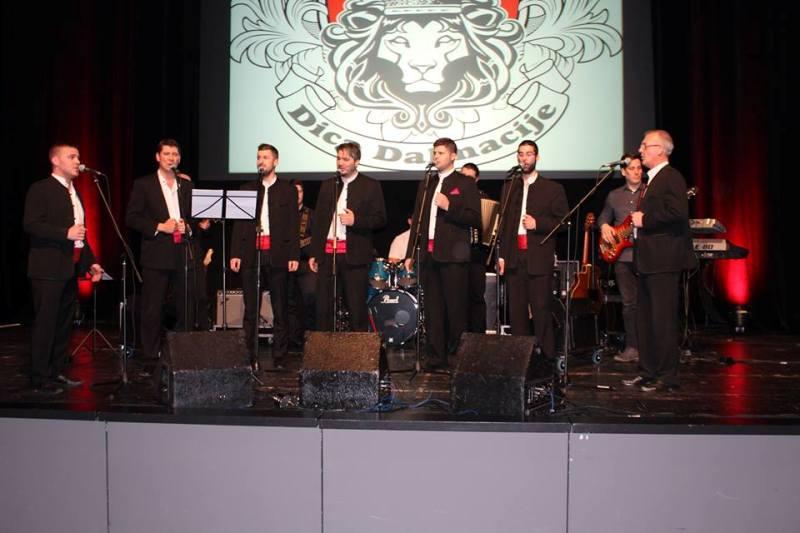 Photo of Na Večerima dalmatinske pisme klapa Sveti Florijan pjevat će o dva prijatelja