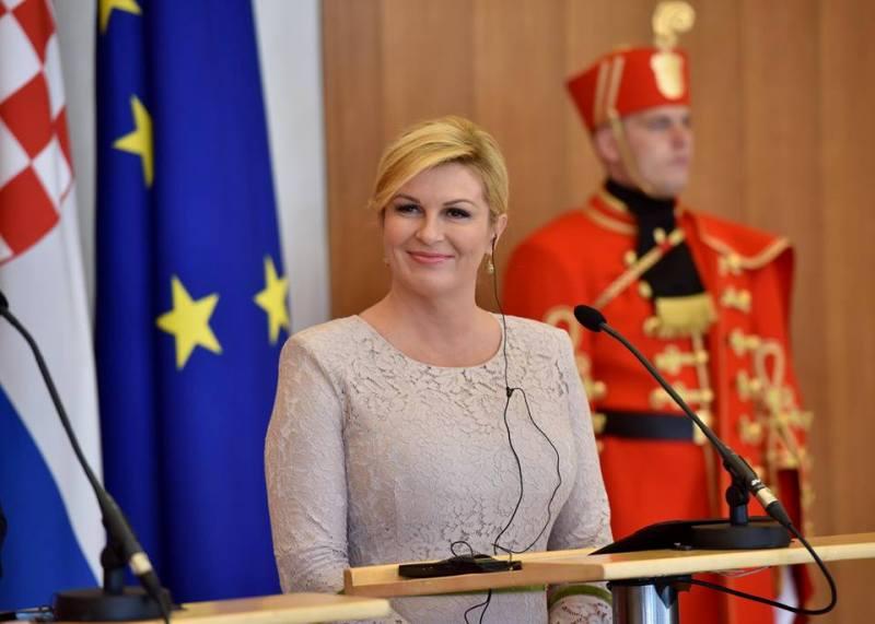 Photo of Predsjednica Kolinda Grabar-Kitarović ipak neće doći u Liku