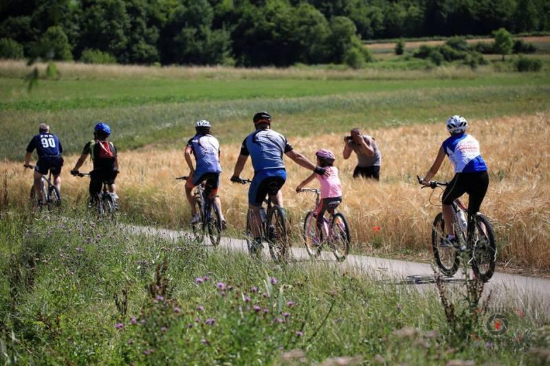 Photo of U Otočcu održana 11. Memorijalna Barkanova biciklijada