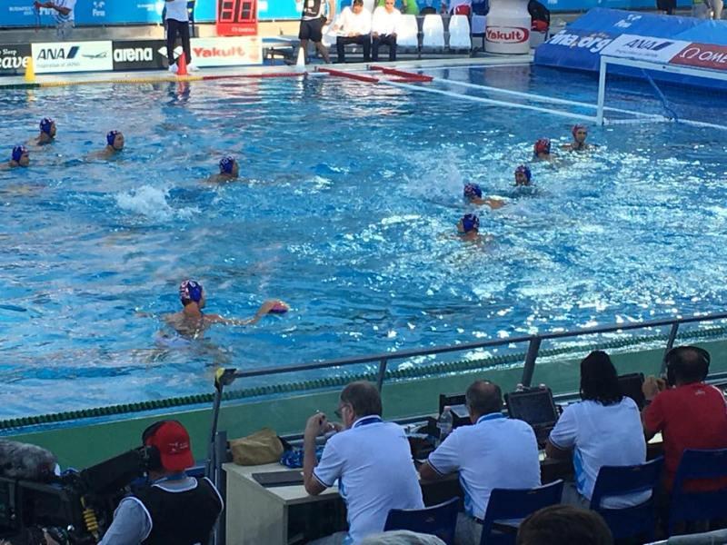 Photo of Hrvatska vaterpolska reprezentacija pobjedom započela nastup na Svjetskom prvenstvu