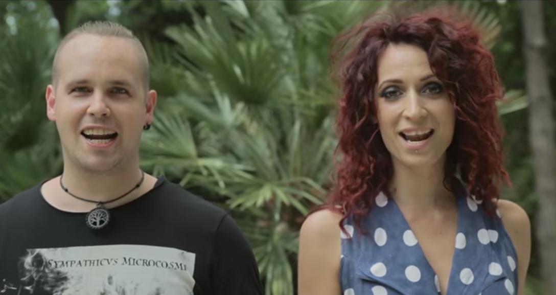 """Photo of Ana i Daniel snimili spot za pjesmu """"Boja nara"""""""