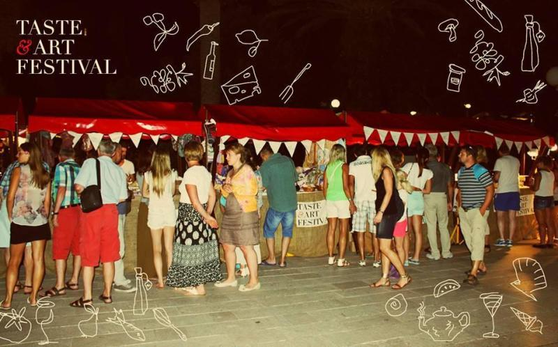 Photo of Sutra u Novalji počinje TASTE & ART – festival domaćih proizvoda