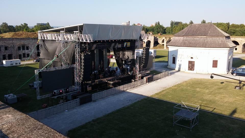 Photo of Sve je spremno za Slavonija Fest CMC 200 u Slavonskom Brodu!