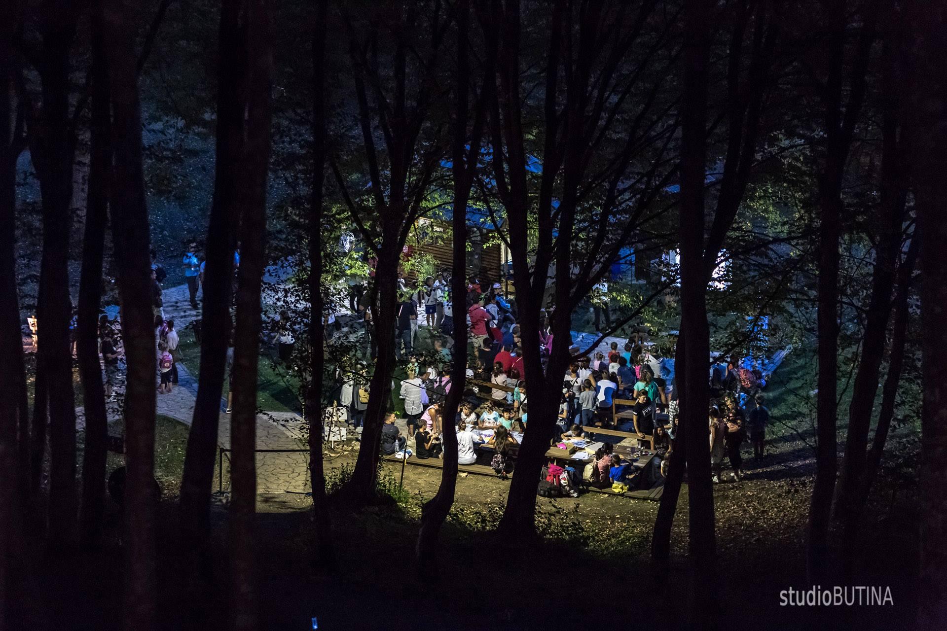 Photo of FOTO Velik odaziv na Noć šišmiša u Baraćevim špiljama, Late night cave tour uspio