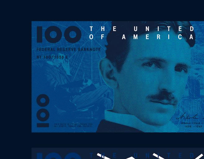 Photo of Najpoznatiji Ličan na novčanici od 100$? Ideja srpskog dizajnera