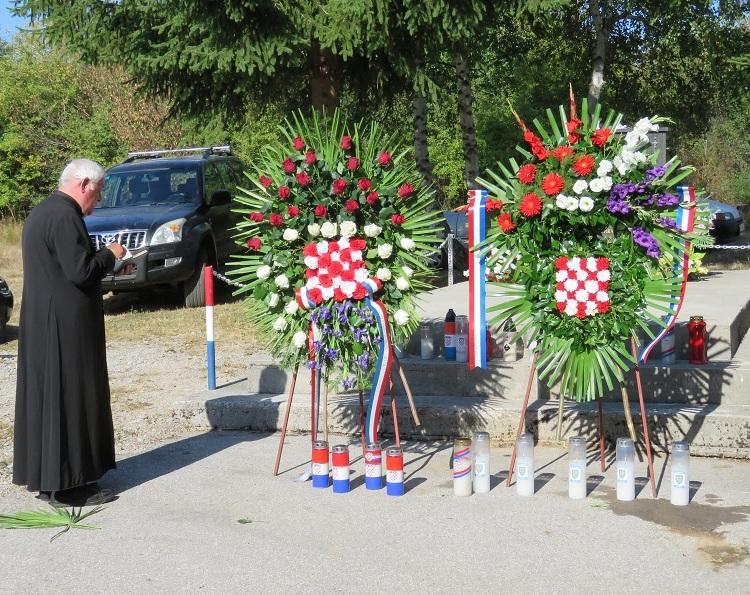 Photo of U Bilaju obilježena 26 . obljetnica uspješne obrane od napada na Bilaj i Gospić