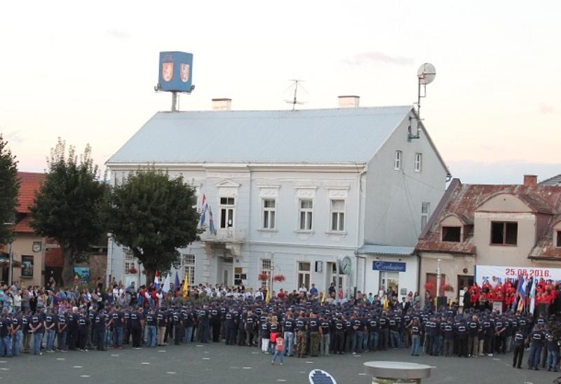 Photo of 118. brigada Zbora narodne garde slavi 26. obljetnicu ustrojavanja i formiranja