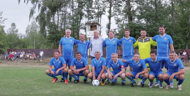 Photo of VIDEO Veterani GNK Dinamo odigrali utakmicu u Gospiću