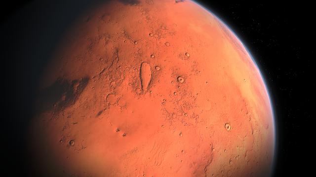 Photo of Novo otkriće: I na Marsu pada snijeg!