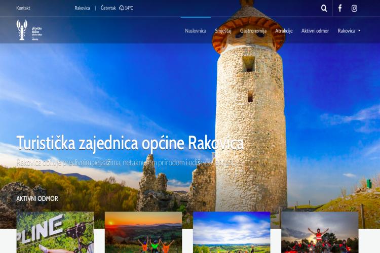 Photo of Plitvičke doline imaju novu web stranicu – svježe i atraktivno