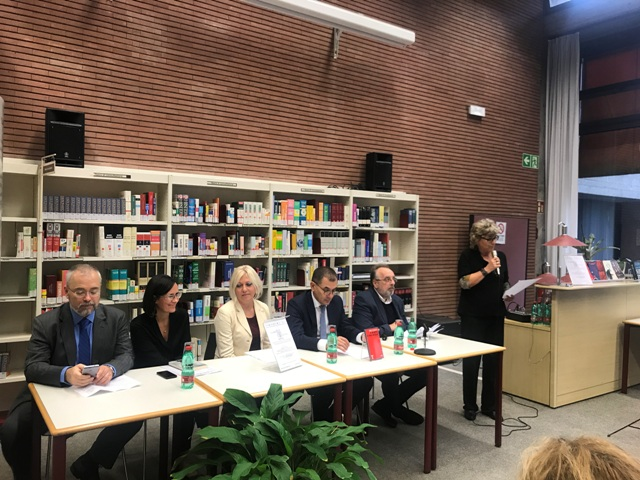 Photo of Otvoren Odjel hrvatske književnosti u Europskoj knjižnici u Rimu