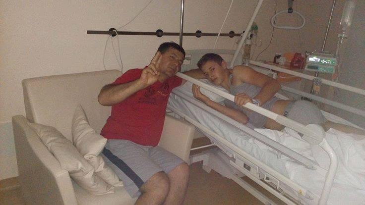 Photo of POMOZIMO MARIJANU! Teško bolesni dječak iz Đurića bori se za život