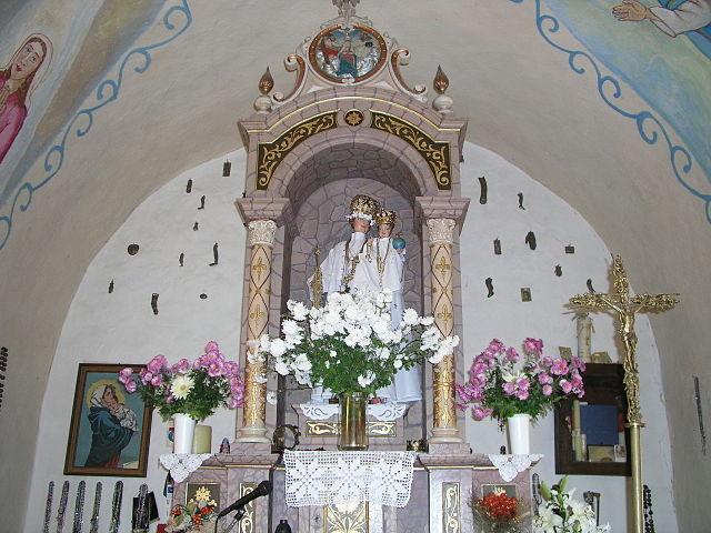Photo of TJEDAN VELEBITA: Gospa u cvijetu – legenda o Majci Božjoj od Krasna