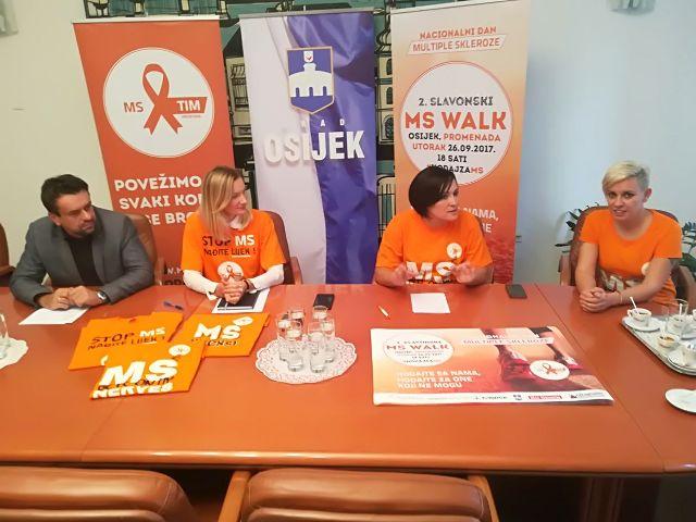 Photo of 2. Slavonski MS Walk održat će se u Osijeku