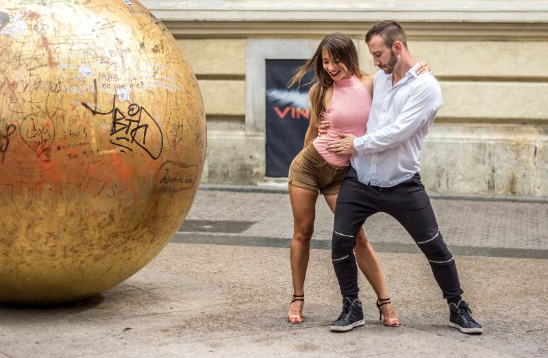 Photo of Predstavljanje Zagreba kroz ples