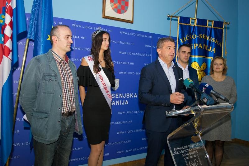 """Photo of FOTO: Miss Hrvatske Tea Mlinarić će biti na otvaranju 19. manifestacije """"Jesen u Lici"""""""