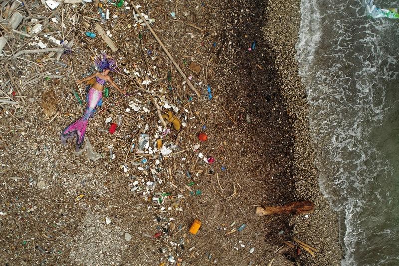 Photo of Na mljetskoj plaži pronađena nasukana morska sirena