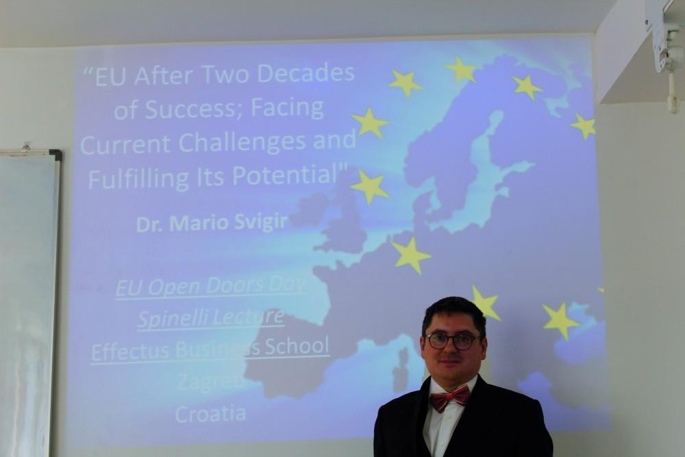 Photo of EFFECTUS Predavanje o 20 godina Europske unije kandidira se za nagradu Europske komisije