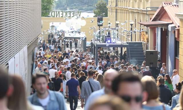 Photo of 10. Weekend Media Festival okupio rekordnih 5.000 posjetitelja