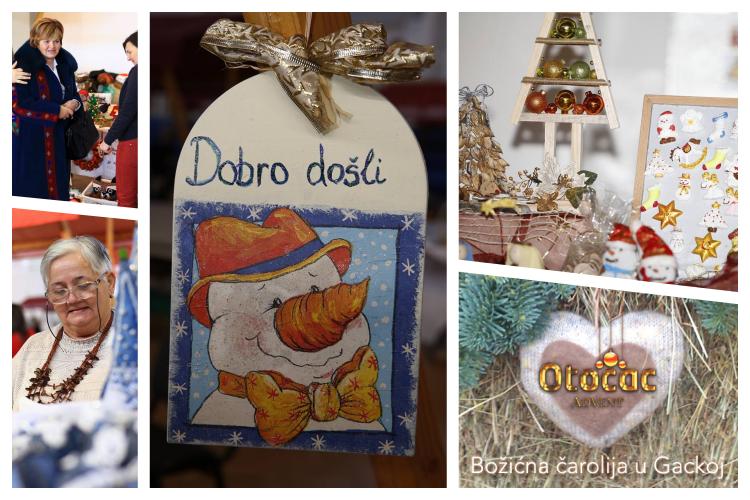 Photo of ADVENT U OTOČCU: Što nas sve očekuje na 11. međunarodnom Božićnom sajmu?
