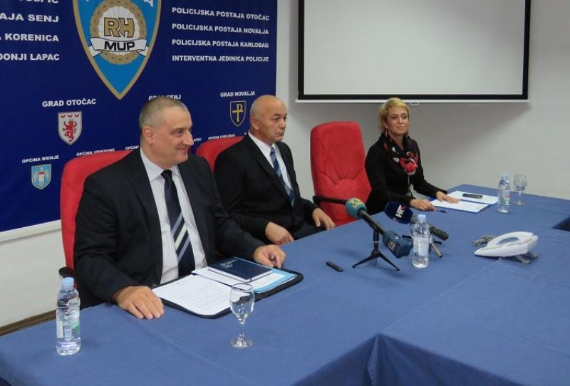Photo of Josip Biljan je novi načelnik Policijske uprave ličko-senjske
