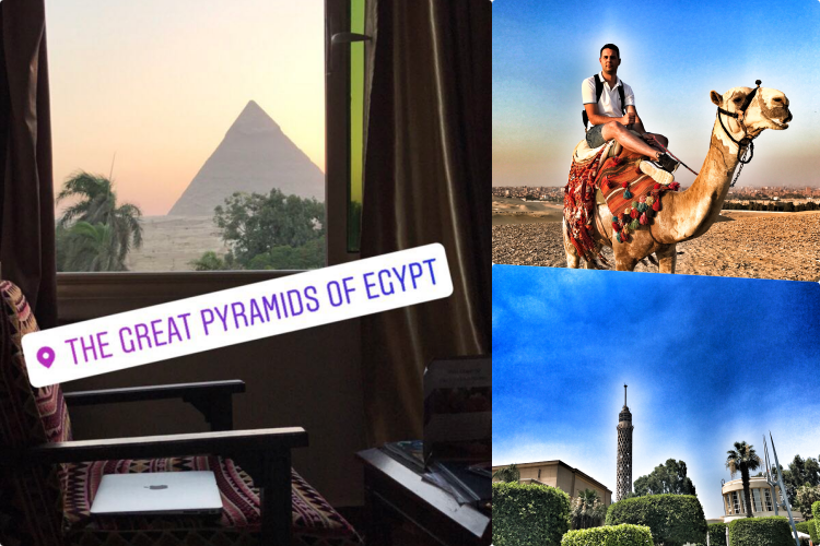 "Photo of EGIPATSKA AVANTURA: Zalazak sunca na devi, ""Muzej papirusa"" i Cairo Tower"
