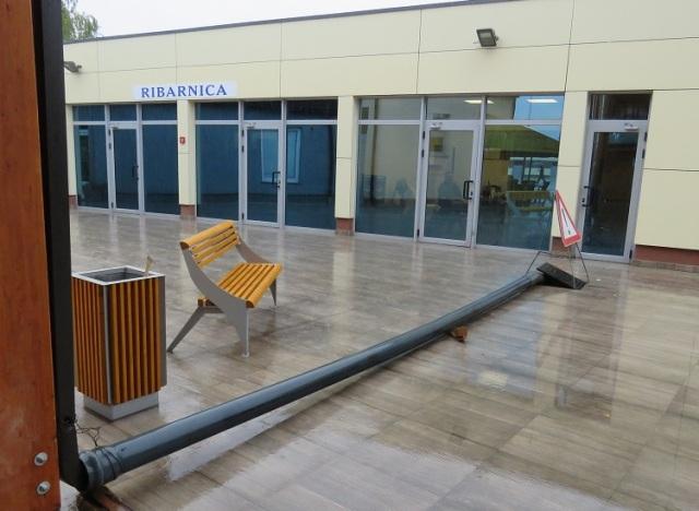 Photo of Zbog rekordne količine kiše problemi s poplavama u Gospiću
