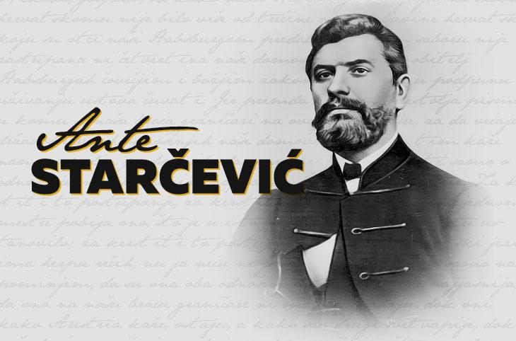 Photo of LIČKI KNJIŽEVNICI: Dr. Ante Starčević, otac domovine i vrsni književnik